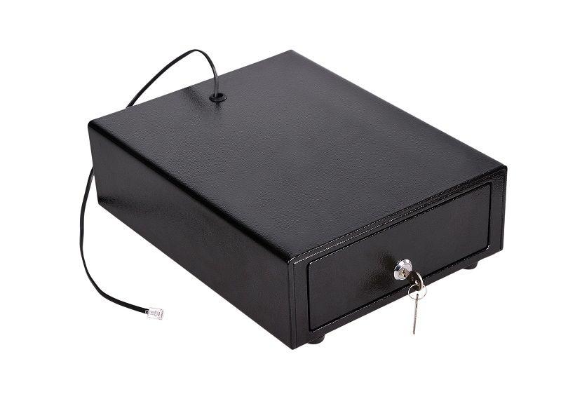 Метален сейф за пари КОМПАКТ