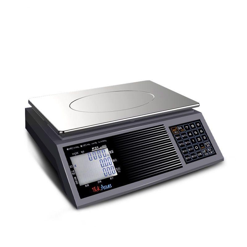 Ценообразуваща електронна везна PS1B 6/15кг