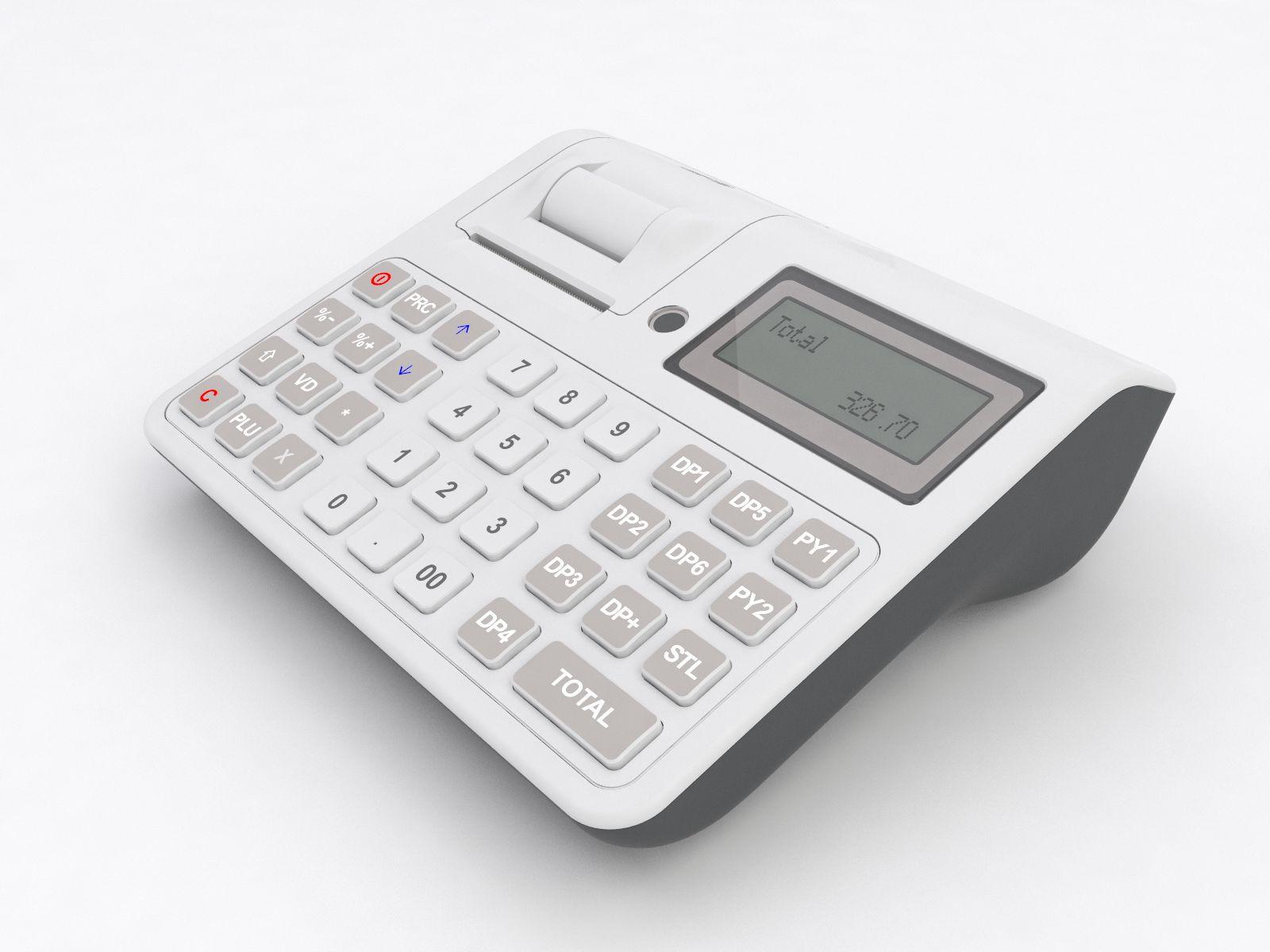 Мобилен касов апарат ZIT B30 1