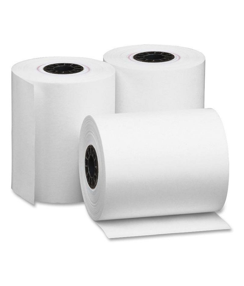 Thermal paper rolls 79/80/80М