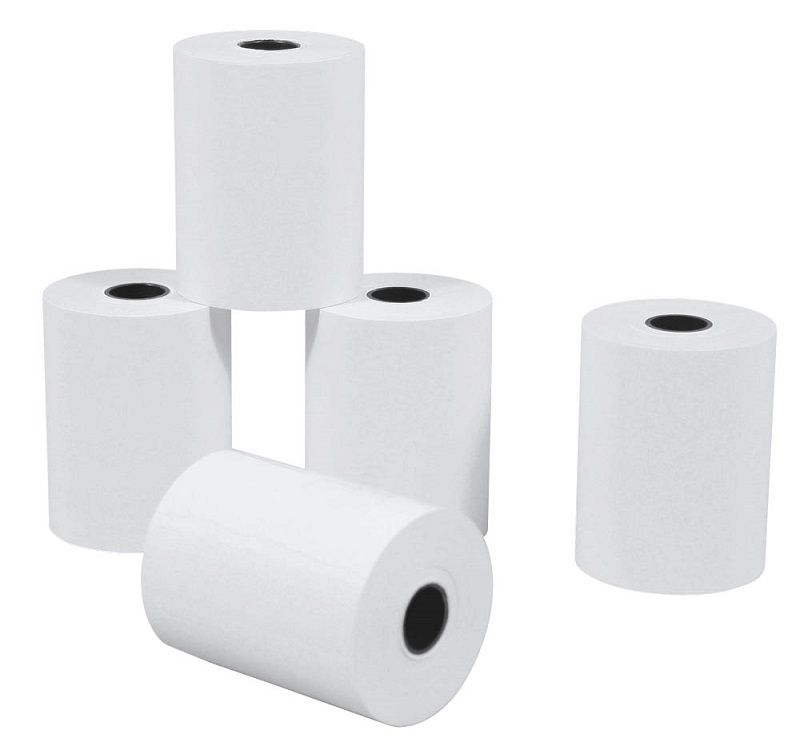 Thermal paper rolls 57/40/17М