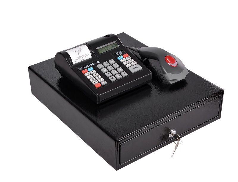 Optimum sized Cash drawer STANDARD 2