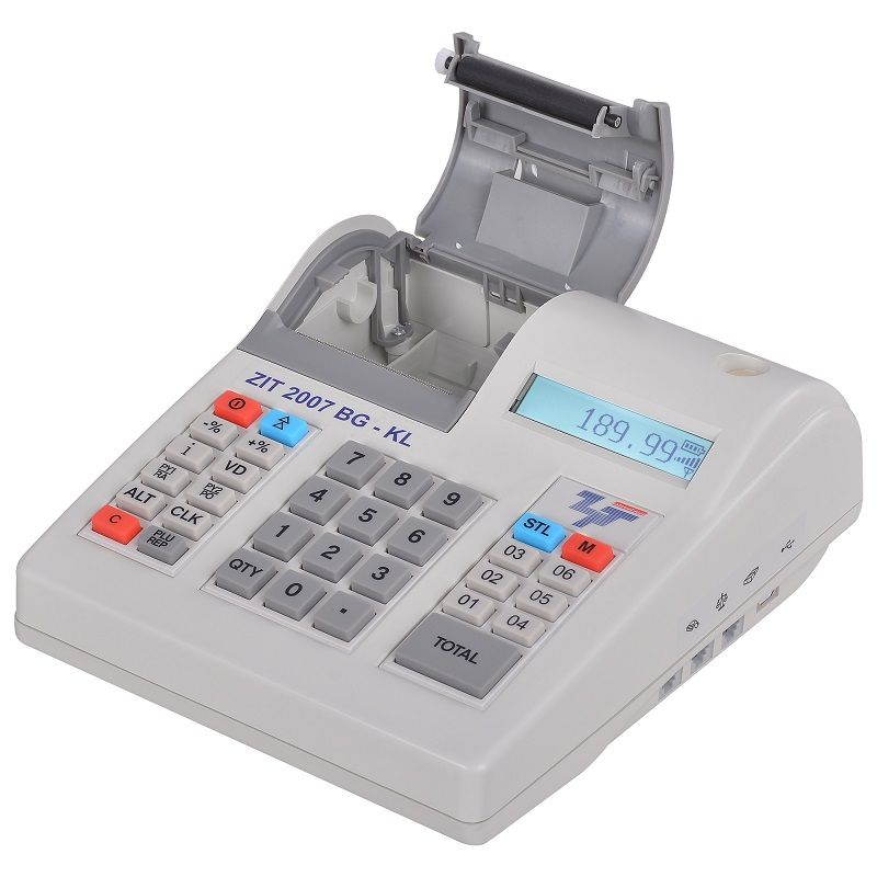 Stationary cash register ZIT 2007 GPRS 4