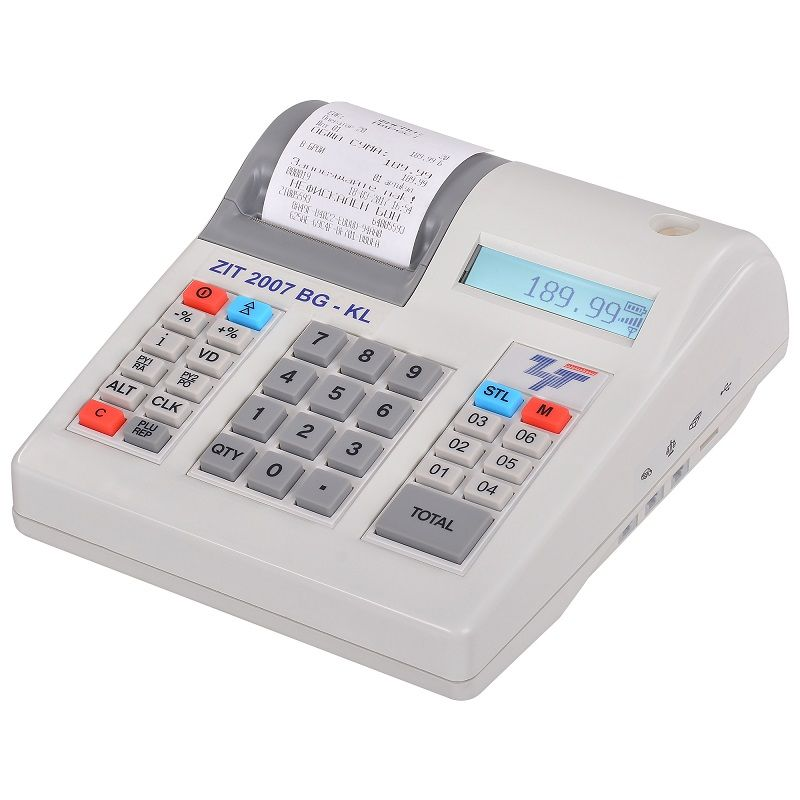 Stationary cash register ZIT 2007 GPRS 1