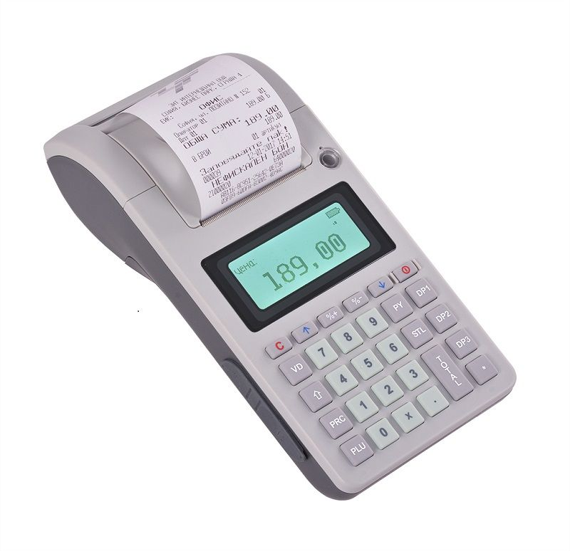 Mobile cash register  ZIT B20 MSBW-KL 2
