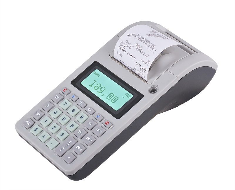 Mobile cash register  ZIT B20 MSBW-KL 8