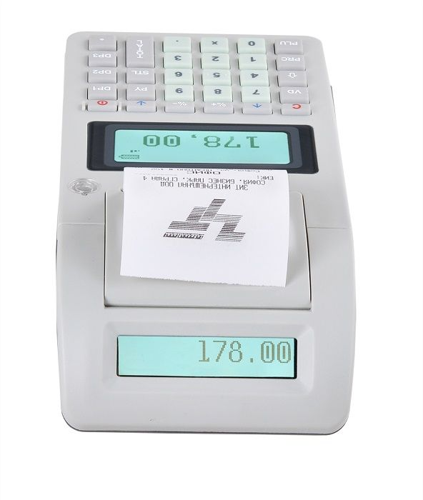 Mobile cash register  ZIT B20 MSBW-KL 7