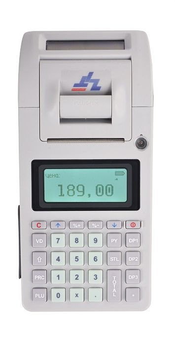 Mobile cash register  ZIT B20 MSBW-KL 5
